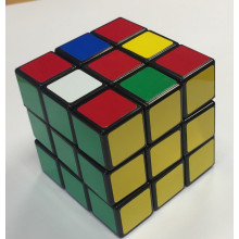 The Enchanted Cube / Rubiks Cube - Zauberwürfel