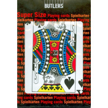 Butlers Super Size Playing Cards