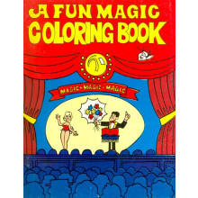 Fun Magic Coloring Book