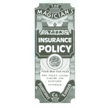 The Magician's Insurance Policy (+dt. ÜS)