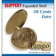 Expanded Shell Coin 50 Cents Euro