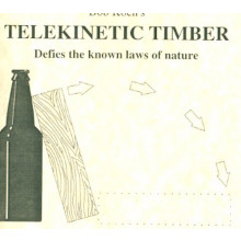 Bob Koch's Telekinetic Timber