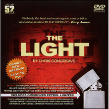 The Light (Prop and DVD)