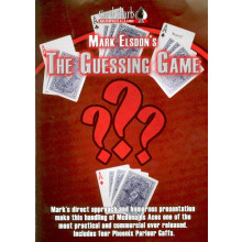 Mark Elsdon's Guessing Game (mit Kartensatz)