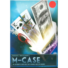 M-Case Red (DVD & Gimmick)