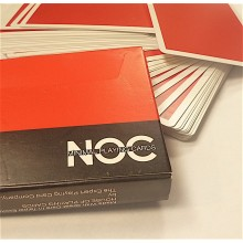 NOC Minimal Playing Cards