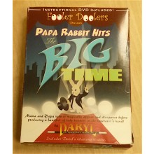 Papa Rabbit Hits Big Time (m. DVD)