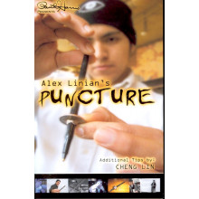 Puncture (Euro) (DVD, Gimmick, Pen)