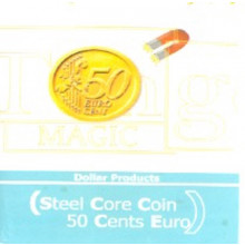 Steel Core Coin 50 Cents