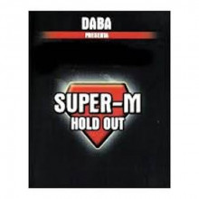 Super M Hold Out (DVD & Gimmick)