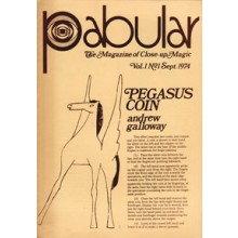 Pabular, Volume 1-8 (September 1974 bis Mai 1985)