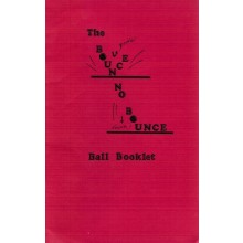 The Bounce-No Bounce Ball Booklet