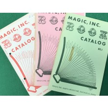 'Magic, INC. Catalog' Konvolut