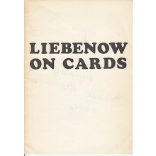 Liebenow on Cards