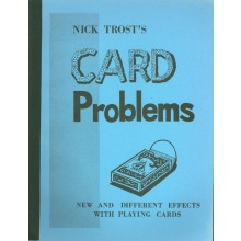Nick Trost's Card Problems