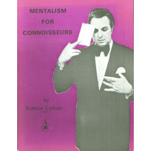 Mentalism For Connoisseurs