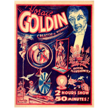 Horace Goldin's Secrets Of Magic
