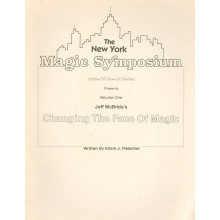 The New York Magic Symposium State-Of-The-Art Series Volume One