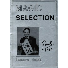 Magic Selection (Lecture Notes)