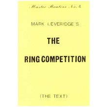 The Ring Competition (2 Hefte - Text&Diagrams)