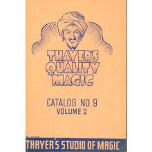 Thayer's Quality Magic Catalog No.9 - Volume 2