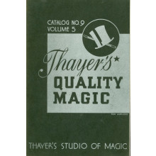 Thayer's Quality Magic Catalog No.9 - Volume 5