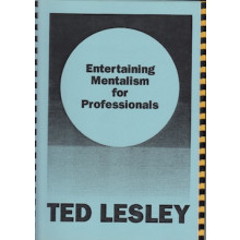 Entertaining Mentalism for Professionals
