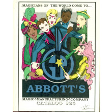 Abbott`s Magic Catalog 24