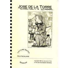 Jose de la Torre Lecture Notes, Seminar, Deutschland