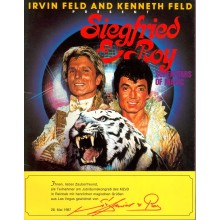 Siegfried & Roy. Superstars of Magic (mit Widmung!!)