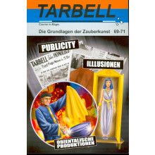 TARBELL Course in Magic - Die Grundlagen der Zauberkunst (Lektion 69-71)