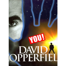 YOU Programmheft. David Copperfield