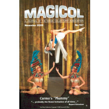 Magicol No. 157, November 2005