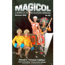 Magicol No. 161, November 2006