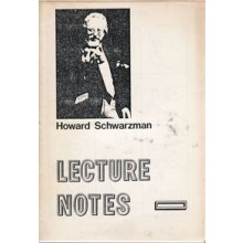 Lecture Notes (Howard Schwarzian) gelocht