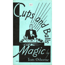 Cups and Balls. Magic by Tom Osborne.