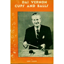 The Dai Vernon Cups and Balls (gelocht)