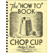 "The ""How To"" Book of the Chop Cup (gr. Ausg.)"