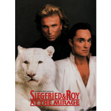 Siegfried & Roy at the Mirage