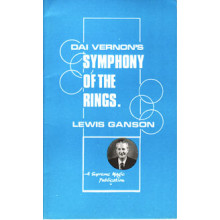 Dai Vernon`s Symphony of the Rings (Supreme) (Mängelexemplar!)