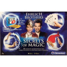 Secrets Of Magic (Zauberkasten Ehrlich Brothers)